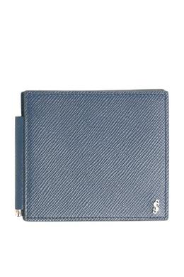 Синее портмоне Serapian 2443154588