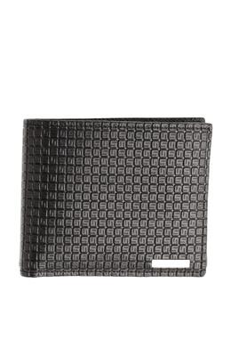 Черное складное портмоне с отделкой Serapian 2443154584