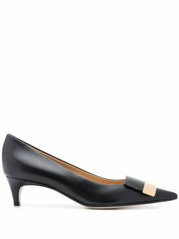 Sergio Rossi sr1 pointed pumps A78952MAGN05