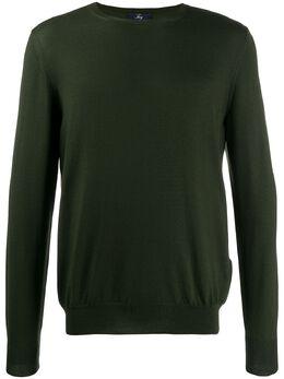 Fay свитер с круглым вырезом NMMC1392420CQTV