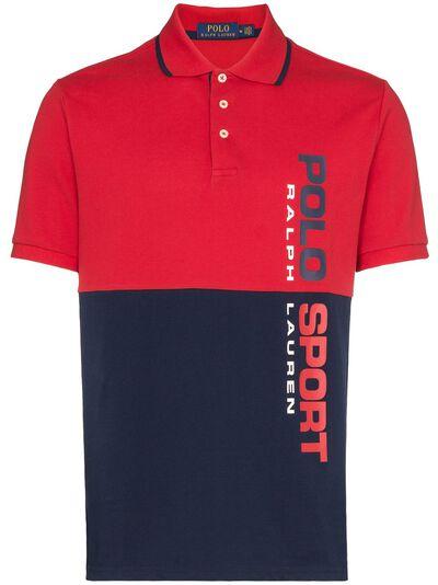 Polo Ralph Lauren рубашка-поло с логотипом 710772067001 - 1