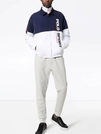 Polo Ralph Lauren куртка в стиле колор-блок на молнии 710754475001 - 2