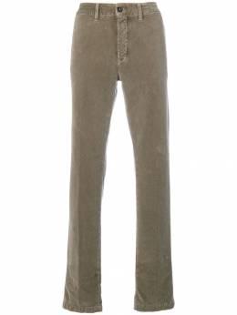 Massimo Alba фактурные брюки WINCHT0085