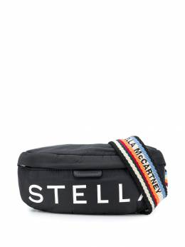 Stella McCartney поясная сумка с логотипом 594249W8580