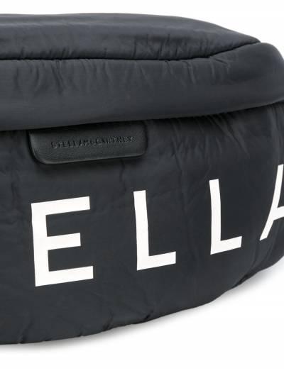 Stella McCartney поясная сумка с логотипом 594249W8580 - 4
