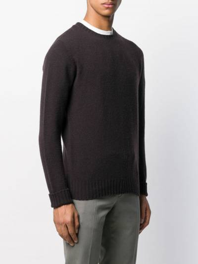 Drumohr пуловер кроя слим с круглым вырезом D4W103 - 3