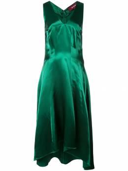Sies Marjan расклешенное платье миди 12WV51847570