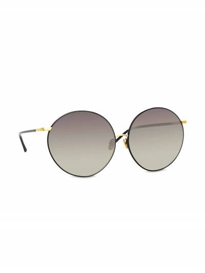 Linda Farrow солнцезащитные очки в круглой оправе LFL891C1SUN - 2