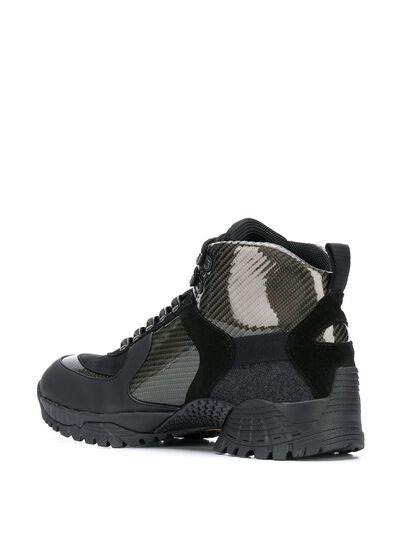 1017 Alyx 9Sm массивные ботинки со вставками AAUBO0010FA01 - 3