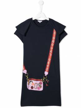 Little Marc Jacobs платье Snapshot W12283