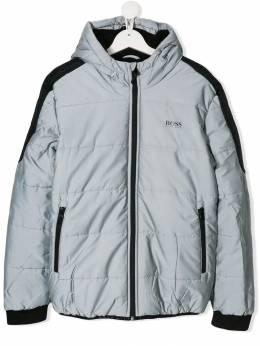 Boss Kids куртка-пуховик J26381Z40