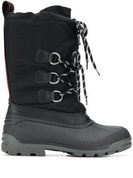 Dsquared2 сапоги на шнуровке SBM000611700001