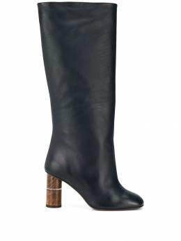 Neous сапоги на каблуке KINGERIA00120N08