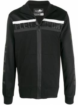 Plein Sport спортивная куртка с логотипом PPMJB1601SJO001N02