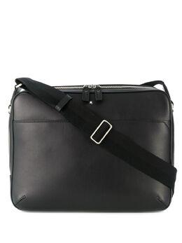 Montblanc сумка-мессенджер с логотипом 124084