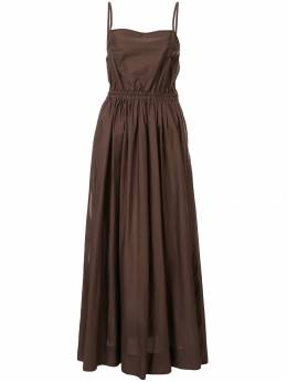 Matteau длинное платье со сборками GASDRCLOVE