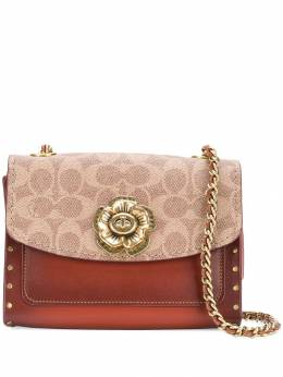 Coach signature print shoulder bag 30592000