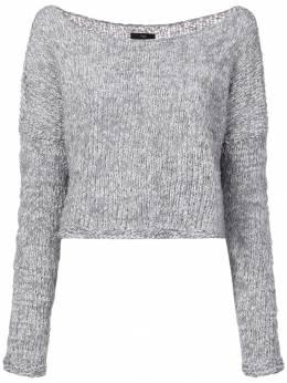 Voz укороченный свитер VK26