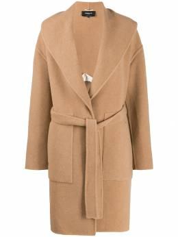 Rochas belted mid-length coat ROPP100205RP210103