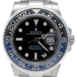 Rolex Gmt-Master Ii 'Batman' Black & Blue Ceramic Bezel Men'S Watch 40MM 229509