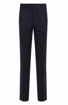 Шерстяные брюки Luciano Barbera 104014/45462