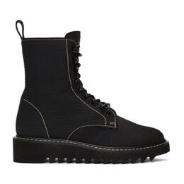 Giuseppe Zanotti Design Black Pneus Nevada Boots IU9004282924