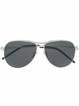 Saint Laurent Eyewear солнцезащитные очки-авиаторы CLASSIC11BLONDIE