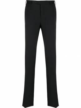 Corneliani строгие брюки прямого кроя 8452649818150