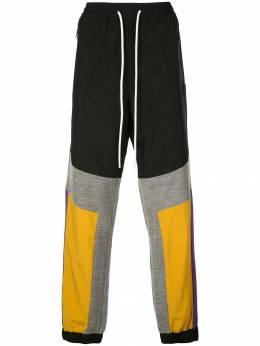 God's Masterful Children спортивные брюки со вставками GMC08AIB34