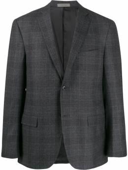 Corneliani клетчатый пиджак 84Y759816330