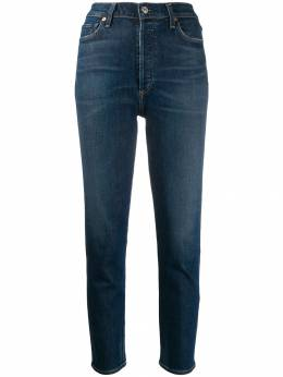 Citizens Of Humanity джинсы Olivia кроя слим с завышенной талией 1728B1140