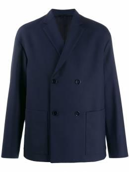 Oamc двубортный пиджак свободного кроя OAMP150171