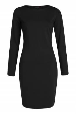 Короткое приталенное платье Terekhov Girl 2138155599