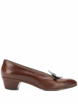 Giorgio Armani Pre-Owned 1980's bow detail pumps ARM180S
