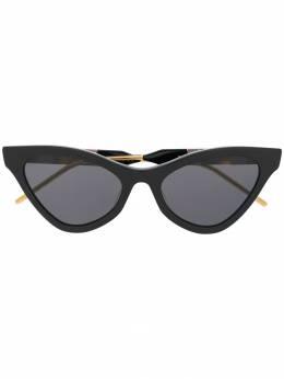 Gucci Eyewear очки с логотипом Interlocking G 596092J0740