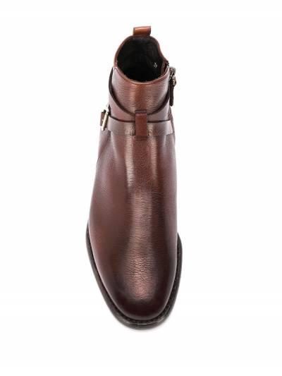 Henderson Baracco ботинки с ремешком D0430 - 4
