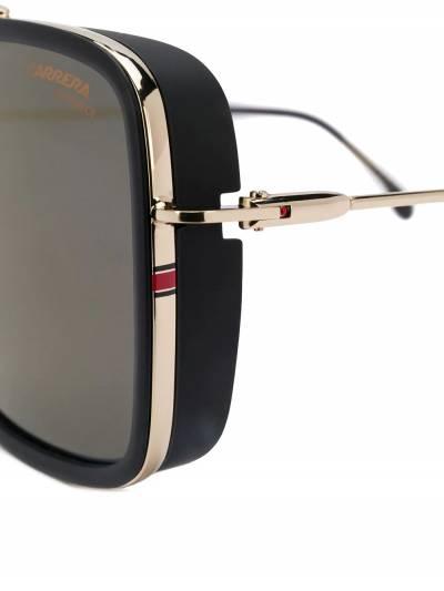 Carrera солнцезащитные очки в квадратной оправе CARRERA207S - 3