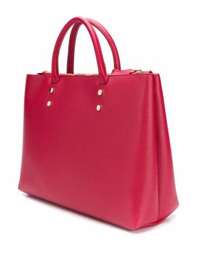 Emporio Armani сумка-тоут с тисненым логотипом Y3D147YGF8B - 3