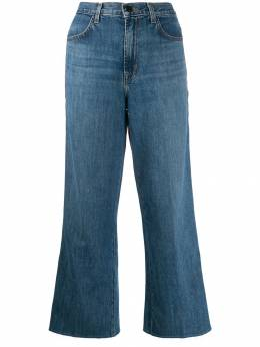 J Brand джинсы Joan широкого кроя с завышенной талией JB002471