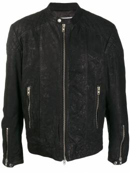S.w.o.r.d 6.6.44 байкерская куртка на молнии 5005