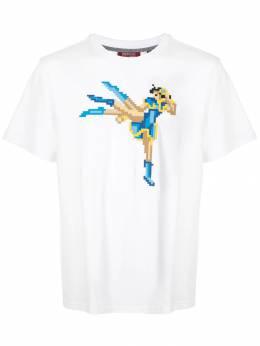 Mostly Heard Rarely Seen 8-Bit футболка Iron Lady MHEB08AIT68