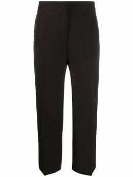 Jil Sander укороченные брюки строгого кроя JSPP300720WP200200