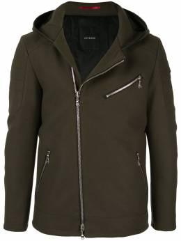 Loveless куртка с косой молнией 61F40217