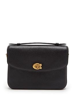 Черная кожаная сумка-кроссбоди Cassie Coach 2219156018