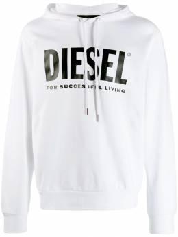 Diesel худи с логотипом 00SAQJ0BAWT