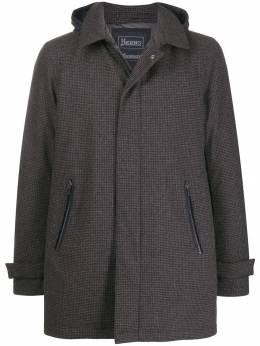 Herno куртка в ломаную клетку PI131UL33193