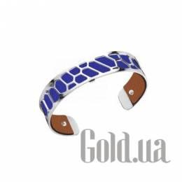 Женский браслет из ювелирного сплава с кожаной вставкой Les Georgettes 1528956X