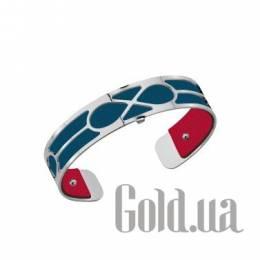 Женский браслет из ювелирного сплава с кожаной вставкой Les Georgettes 1528949X