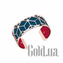Женский браслет из ювелирного сплава с кожаной вставкой Les Georgettes 1529026X