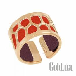 Кольцо со вставкой из натуральной кожи, 16.5 Les Georgettes 1532611X16p5